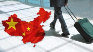 Business travel in China continues to grow
