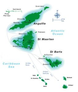 St Maarten/St Martin, Anguilla and St Barths have slow recovery after Irma
