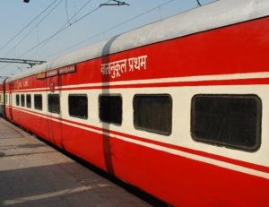 New faster train introduced on New Delhi-Mumbai route