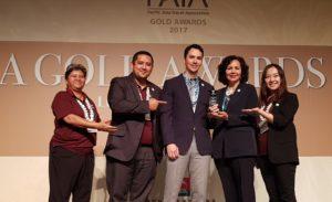 Guam Visitors Bureau wins PATA Gold Award for Shop Guam e-Festival