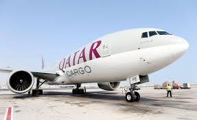 Qatar Airways Cargo received B777 number 13
