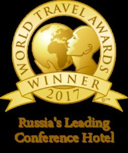 Corinthia Hotel St. Petersburg named Russia's Leading Conference Hotel by World Travel Awards