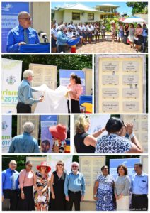 Tourism Pioneers plaque unveiled honoring contributors to Seychelles tourism