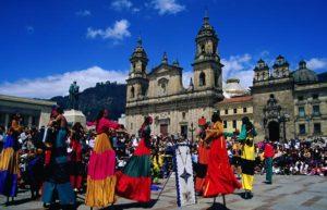 Bogotá`s tourism represents 29.1% of Colombia's tourism activity