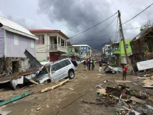 Dominica issues post-Hurricane Maria update