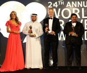 dnata Travel earns multiple honors at the World Travel Awards Middle East 2017
