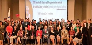 SELA brings together international cooperation directors and intellectual property authorities in Panamá