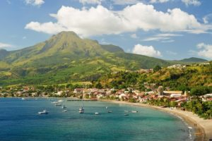 French Caribbean islands of Guadeloupe and Martinique open for business and welcoming tourists