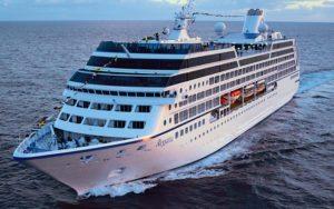 Oceania Cruises' ship experiences power loss 20 miles off Oahu, Hawaii