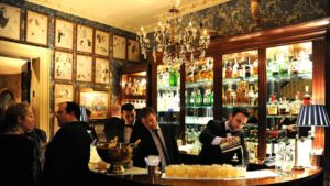 World's most exclusive bars where entrance fee is both money and status