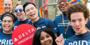 Delta Air Lines : A good place for LGBT to work?