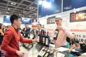 10th Hong Kong Wine & Spirits Fair opens today