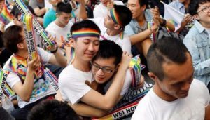 If you're gay and Chinese, where do you go on holiday?