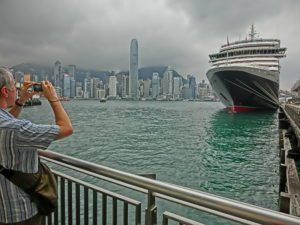 HongKong Ocean Terminal Deck now open to visitors free of charge