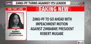 Transcript: Mugabe makes a fool out of CNN and ZANU-PF and remains in power as Zimbabwe's president