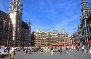 Belgium seeks to bring more tourists from India