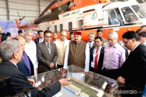 Heli Expo India and International Civil Helicopter inaugurated