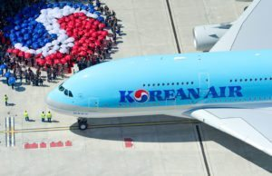 Korean Air ramps up service to Japan