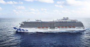 Princess Cruises 2019 Europe Season
