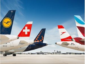 Passenger volume of Lufthansa Group airlines increased by one third in November