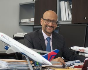 Rahul Samant promoted to Delta Air Lines Executive Vice President