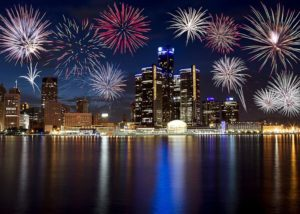 Detroit is Midwest's priciest New Year's Eve destination