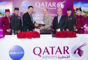 Qatar Airways opens fourth gateway into Thailand with new Chiang Mai service