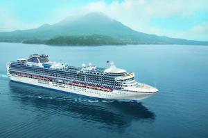Princess Cruises announces 2019 Japan cruise program