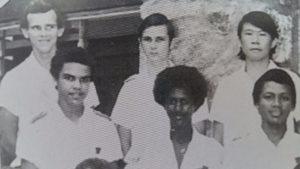 Gilbert Boucherau Seychelles