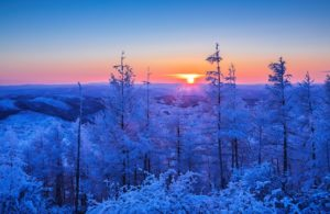 Where to see the best ice and snow in China?