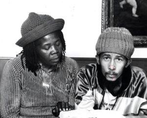 Bob Marley sick