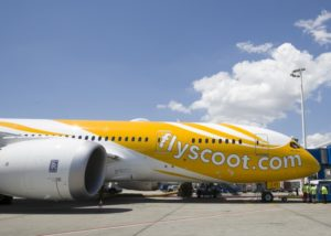 Singapore low-cost carrier arrives in US at Honolulu airport