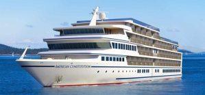 American Revolution: American Constitution inaugural cruise announced