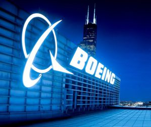 Boeing reports record 2017 results