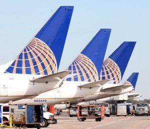 United Airlines reports Q4 and full-year 2017 performance
