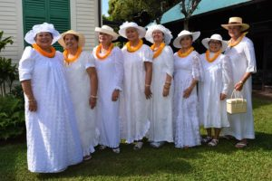 Daughters of Hawaii celebrate Queen Emma's 182nd Birthday