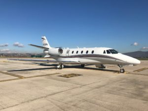 Luxaviation UK welcomes Citation XLS+ to fleet