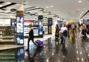 Global travel retail market expected to reach $125.1 billion by 2023