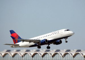Delta named 2017's Most On-Time Global Airline