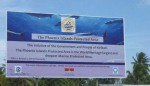 Kiribati protects Phoenix Islands: Tourism Advisory Committee is organizing a retreat