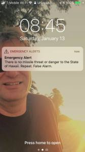 Hawaii has a responsible to visitors. False atomic bomb alert is questioning security