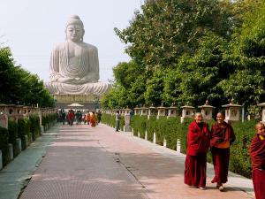 buddhis tourism india