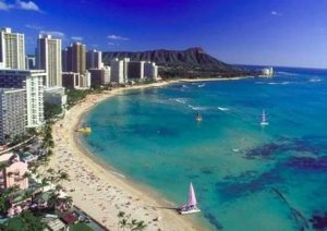 Hawaii Tourism set new records last year