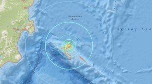 6.2 quake strikes off Russia coast