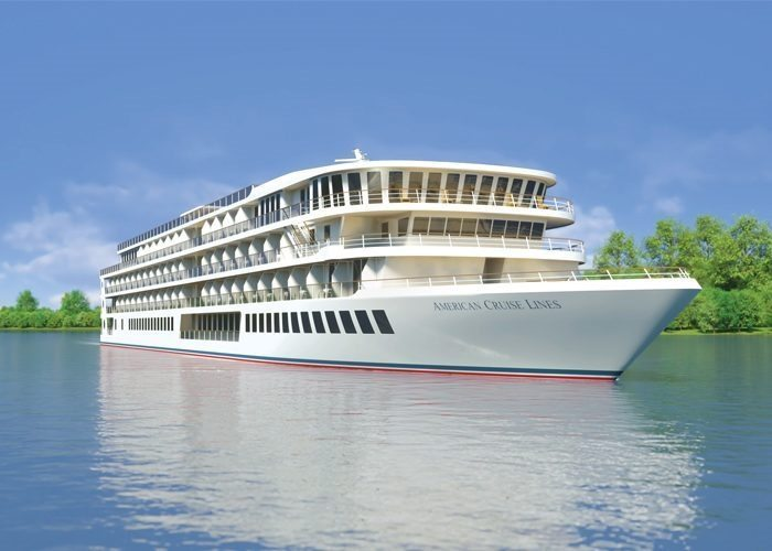 Construction begins on the 2nd modern riverboat in American Cruise Lines' series