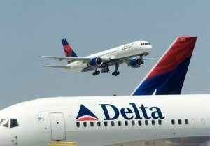 Delta Air Lines: 13.3 million passengers in January 2018