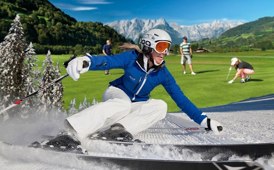 Active millennials are being priced out of skiing and golf holidays