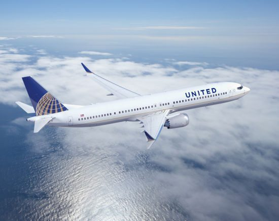 United Airlines to start Boeing 737 MAX 9 service from Houston and Los Angeles