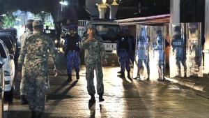 State of Emergency in tourism paradise Maldives