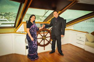 India entrepreneur capitalizes on the water to shore up tourism offerings